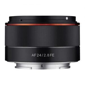 zum Shop > SAMYANG AUTOFOCUS AF 24mm F2.8 FE