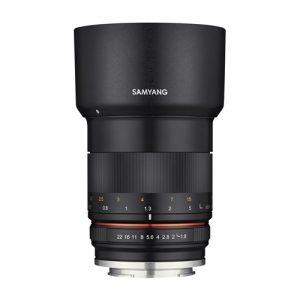 zum SHOP > SAMYANG MANUELLFOKUS MF 85mm F1.8 ED UMC CS Sony E