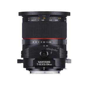 zum SHOP > SAMYANG Tilt & Shift 24mm 3,5 DSLR T/S Canon EF
