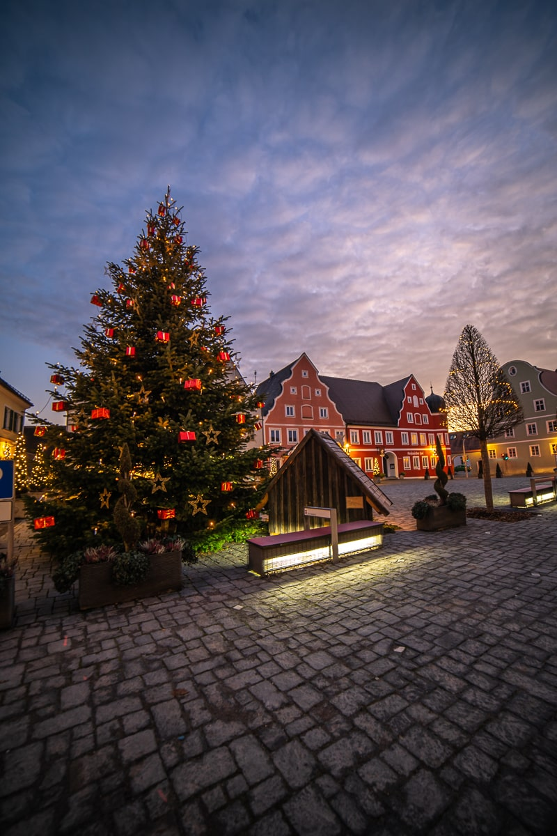 Christmas Market - picture taken with Samyang MF 14mm F2.8 MK2