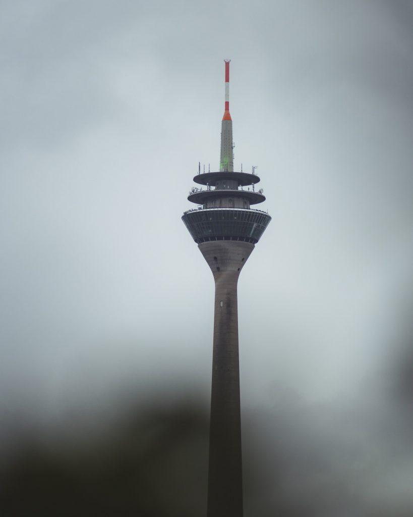 Fernsehturm - picture taken with Samyang AF 85mm F1.4